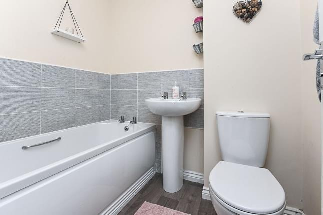 Bathroom of Harebell Lane, Stenson Fields, Derby, Derbyshire DE24