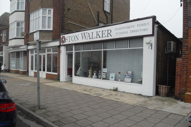 Thumbnail Retail premises for sale in Northdown Road, Margate