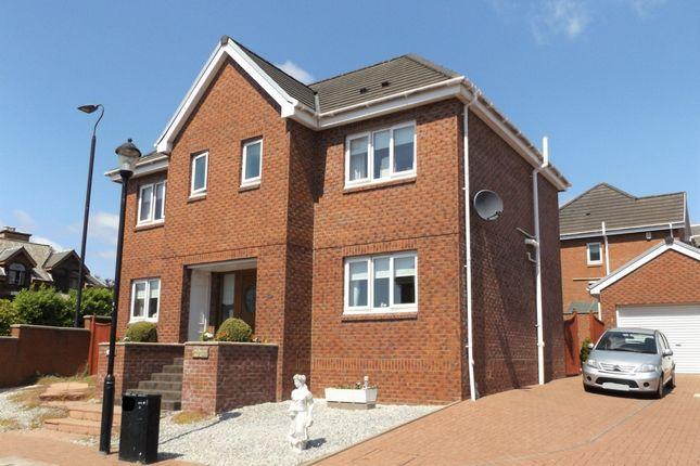 Thumbnail Detached house for sale in Glebe Court, Kilmarnock