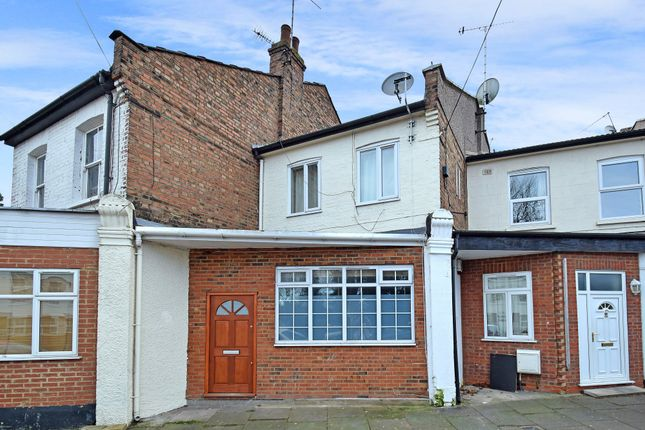 Thumbnail Terraced house for sale in Cromwell Road, Muswell Hill