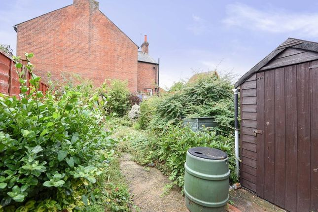 Garden of Highbridge Road, Aylesbury HP21
