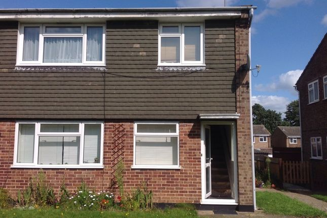 Thumbnail Maisonette to rent in Wellbrook Road, Orpington