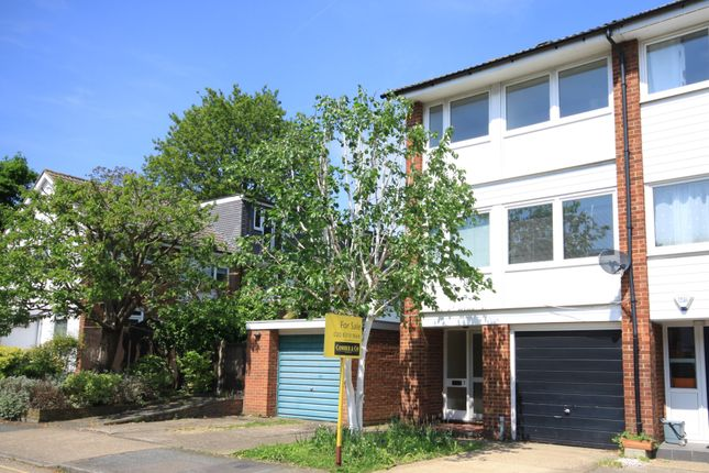 Thumbnail End terrace house for sale in Foxwoood Road, Blackheath