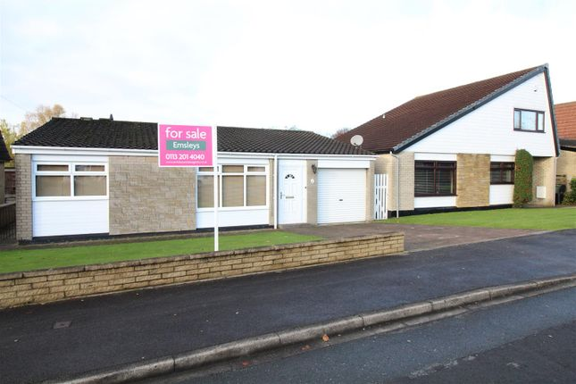 3 bed detached bungalow for sale in Kings Chase, Rothwell, Leeds