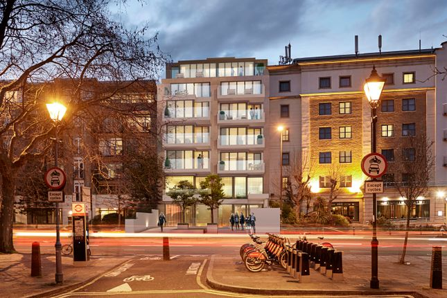 Thumbnail Flat for sale in 66-68 Pentonville Road, London