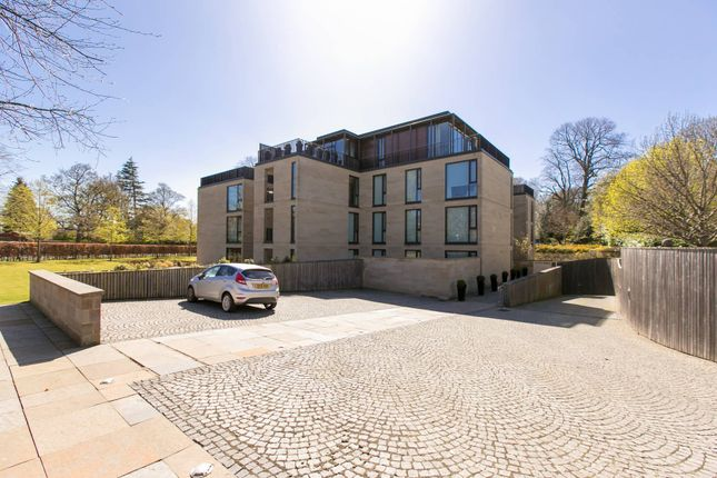 Thumbnail Flat for sale in Succoth Avenue, Edinburgh