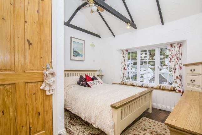 Bedroom of Polperro, Looe, Cornwall PL13