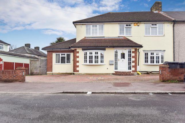 Thumbnail Semi-detached house for sale in Rothwell Road, Dagenham