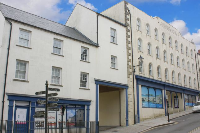 1 bed flat for sale in Commerce House, Market Street, Haverfordwest SA61
