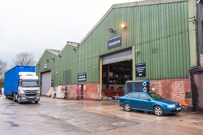 Thumbnail Warehouse to let in Albion Park, Warrington Road, Glazebury, Warrington