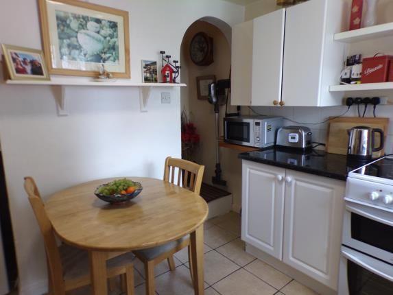 Kitchen of Cae Rhug Lane, Gwernaffield, Mold, Flintshire CH7