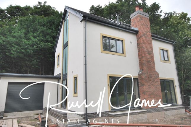 Thumbnail Detached house for sale in Bridgefield Drive, Bury