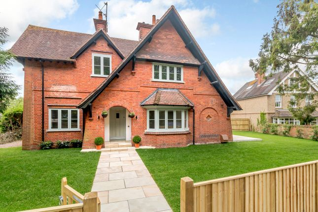 Thumbnail Detached house to rent in School Hill, Wargrave