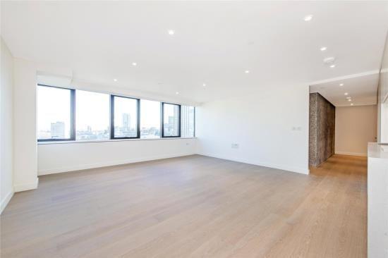 Thumbnail Flat for sale in Blake Tower, 2 Fann Street, London