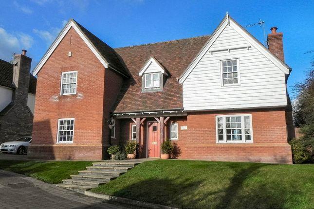 4 bed detached house for sale in Cambridge Road, Littlebury, Saffron Walden