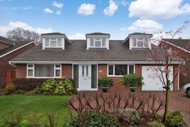 Thumbnail Detached house for sale in Woodfield Drive, Leverstock Green, Hemel Hempstead