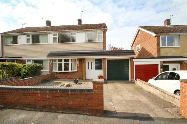 Thumbnail Semi-detached house to rent in Lydford Place, Westonfields, Stoke-On-Trent