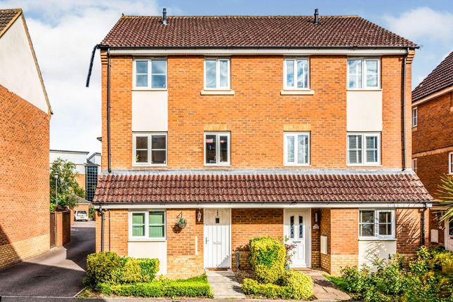 Semi-detached house for sale in Eddington Crescent, Welwyn Garden City