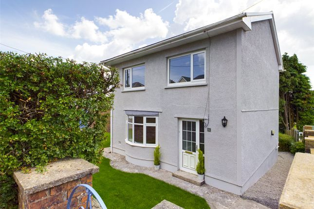 Thumbnail Detached house for sale in Merthyr Road, Princetown, Tredegar, Gwent