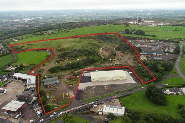 Thumbnail Land for sale in Mullaghglass Road, Lisburn