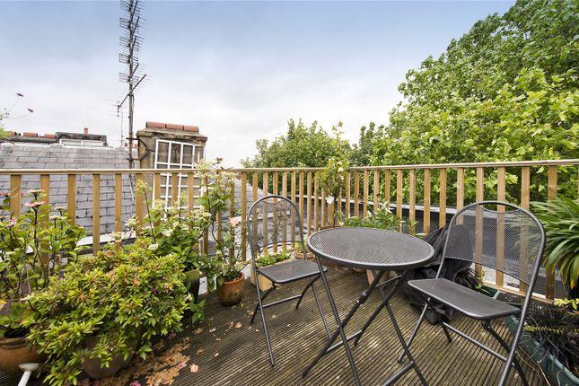 Roof Terrace of Sheen Road, Richmond, Surrey TW9