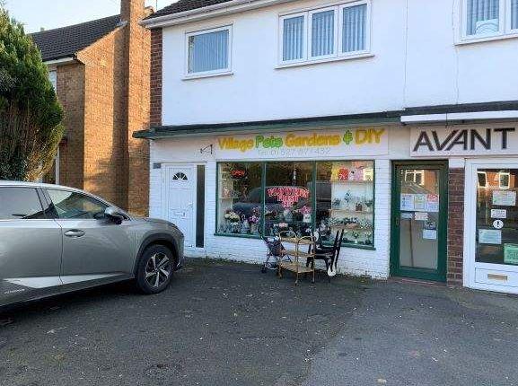 Thumbnail Retail premises for sale in Golden Cross Lane, Catshill, Bromsgrove