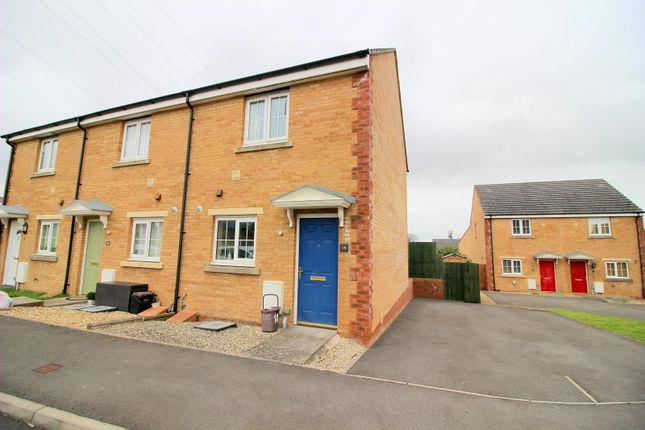 2 bed semi-detached house to rent in Clos Y Cudyll Coch, Laleston, Bridgend CF31