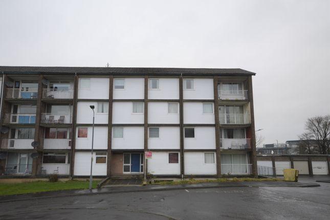 Thumbnail Flat for sale in Denholm Crescent, East Kilbride, Glasgow