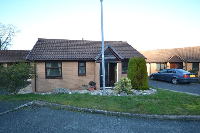 Thumbnail Detached bungalow for sale in Bryn Clwyd, Abergele