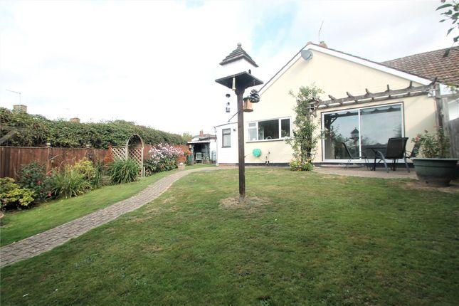Thumbnail Bungalow for sale in Hartfield Close, Tonbridge