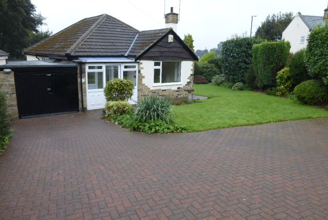 Thumbnail Bungalow to rent in Thornhill Close, Calverley, Leeds
