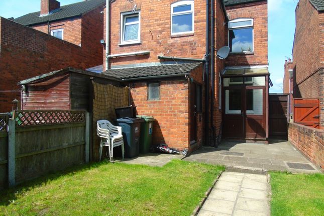 Thumbnail Semi-detached house to rent in Priory Road, Alfreton
