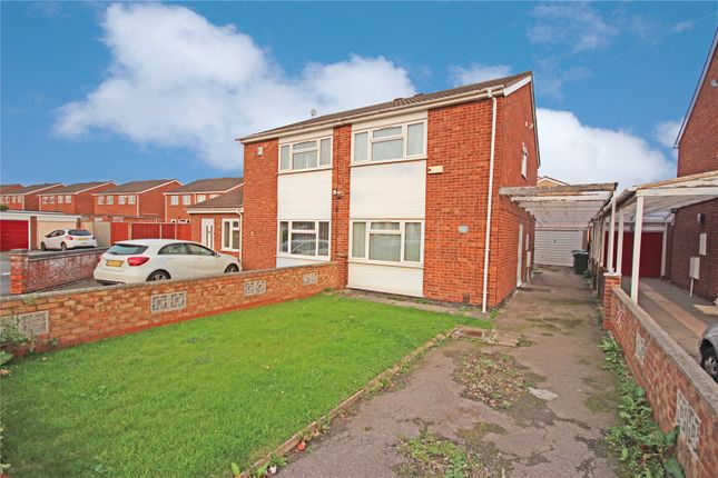 Thumbnail Semi-detached house to rent in Nicklaus Road, Leicester