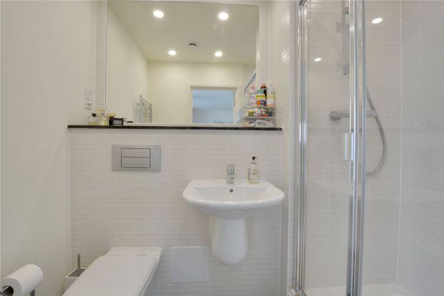 Shower Room of Atrium Heights, 4 Little Thames Walk, Deptford, London SE8