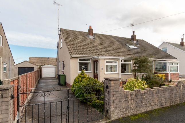 Thumbnail Semi-detached bungalow for sale in Park Side, Swarthmoor, Ulverston