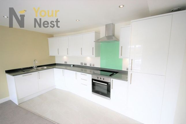 Thumbnail Flat to rent in Apartment 9, Belmont Waterside