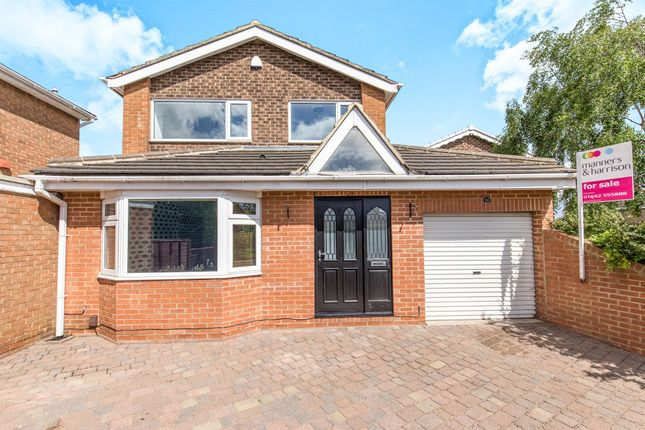 Thumbnail Detached house for sale in Annan Road, Billingham
