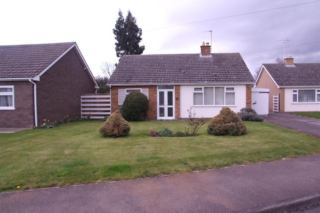 Thumbnail Detached bungalow to rent in Avebury Gardens, Spalding