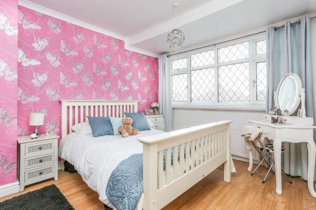 Bedroom Two of Rangoon Road, Solihull, West Midlands, Birmingham B92