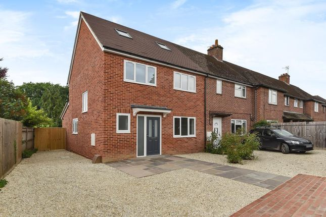 Thumbnail End terrace house for sale in Westfield Road, Thatcham