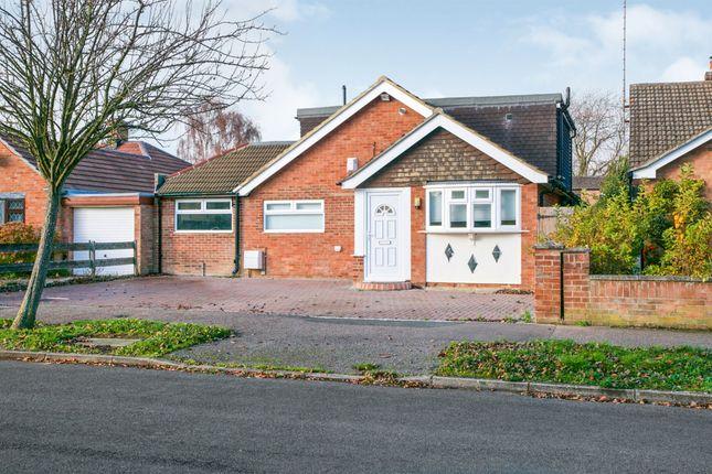 Thumbnail Detached bungalow for sale in St. Albans Road, Cambridge