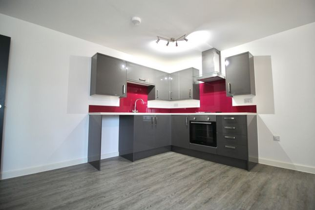 Thumbnail Flat to rent in Nottingham Road, Stapleford