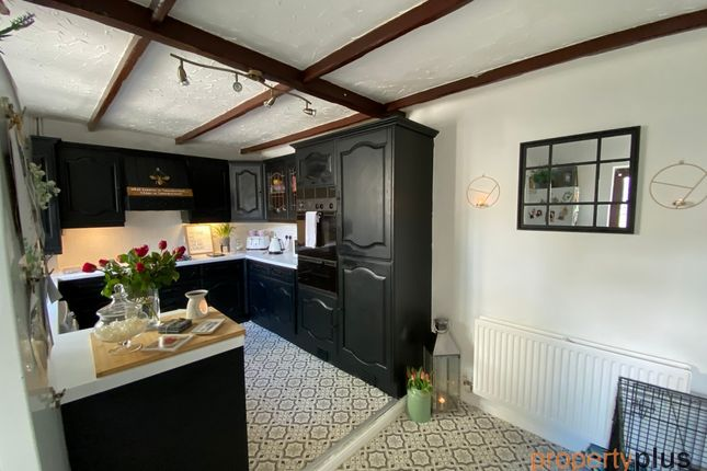 3 bed end terrace house for sale in Charles Street Porth -, Porth CF39