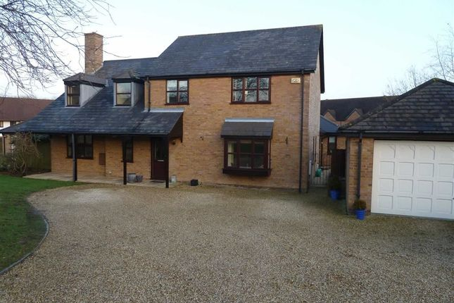 Thumbnail Detached house to rent in The Bramptons, Swindon, Wiltshire