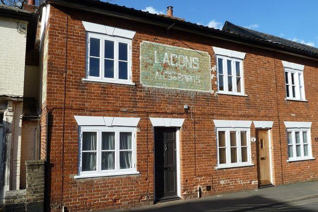 Thumbnail Terraced house to rent in Church Street, Eye, Suffolk