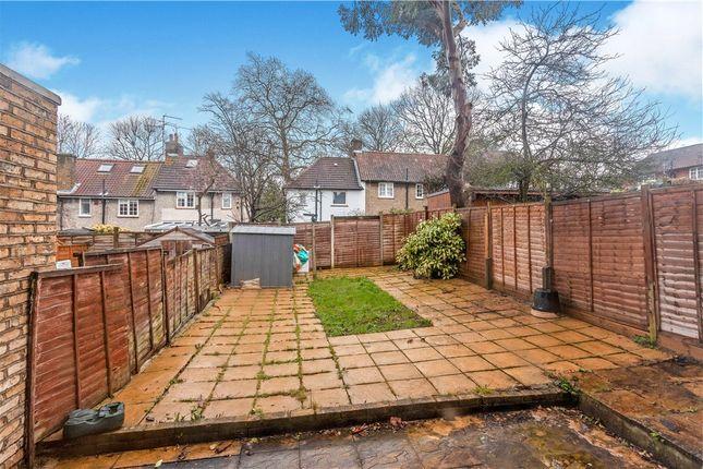 Rear Garden of Sunnymead Road, London SW15