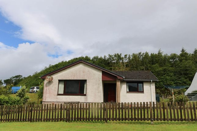 Thumbnail Bungalow for sale in Ardaneaskan, Lochcarron