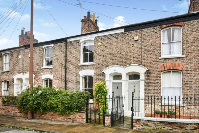 Thumbnail Terraced house for sale in Victor Street, York