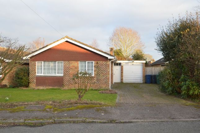 2 bed bungalow for sale in The Rosary, Holmer Green, High Wycombe