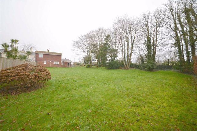 Reverse View of Greenwood House, Heywood Lane, Tenby, Dyfed SA70